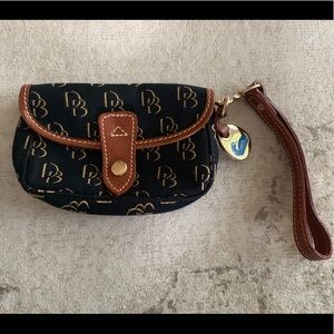 Dooney and Bourke Wristlet Pouch